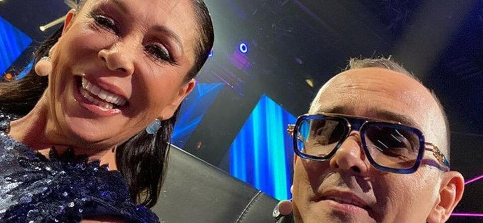 Isabel Pantoja y su foto prohibida con Risto