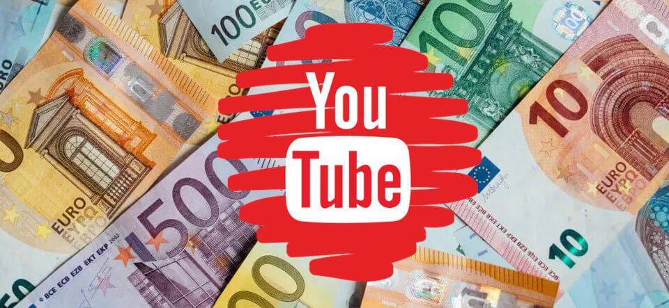 Los youtubers que más ganan