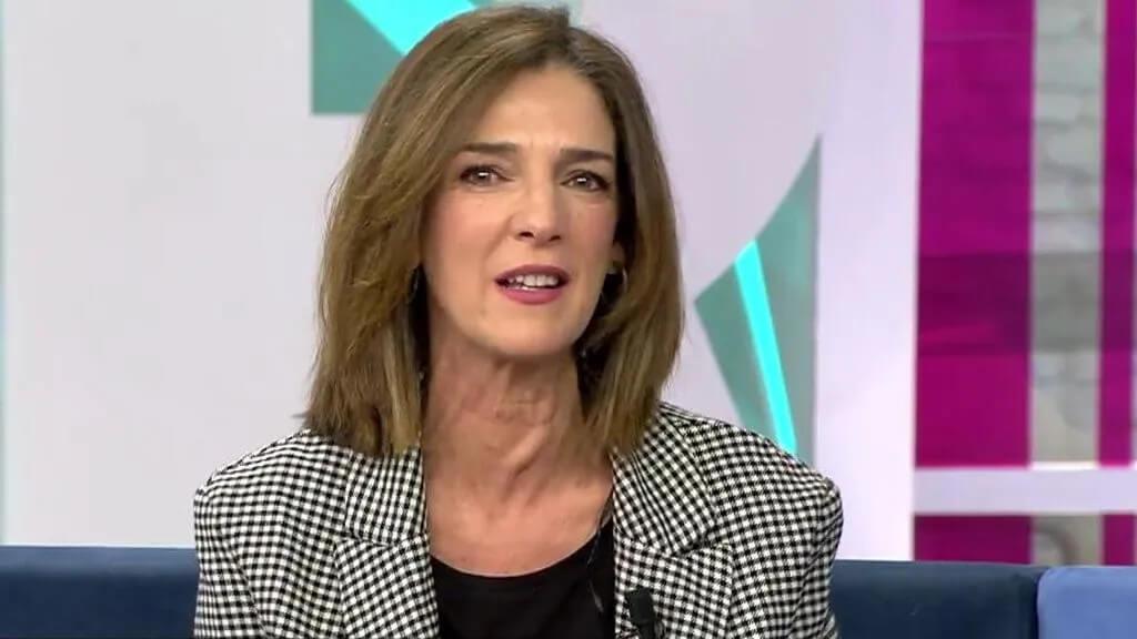 Paloma García-Pelayo escritora y periodista de renombre, también vetada por el capricho de Rocío Flores