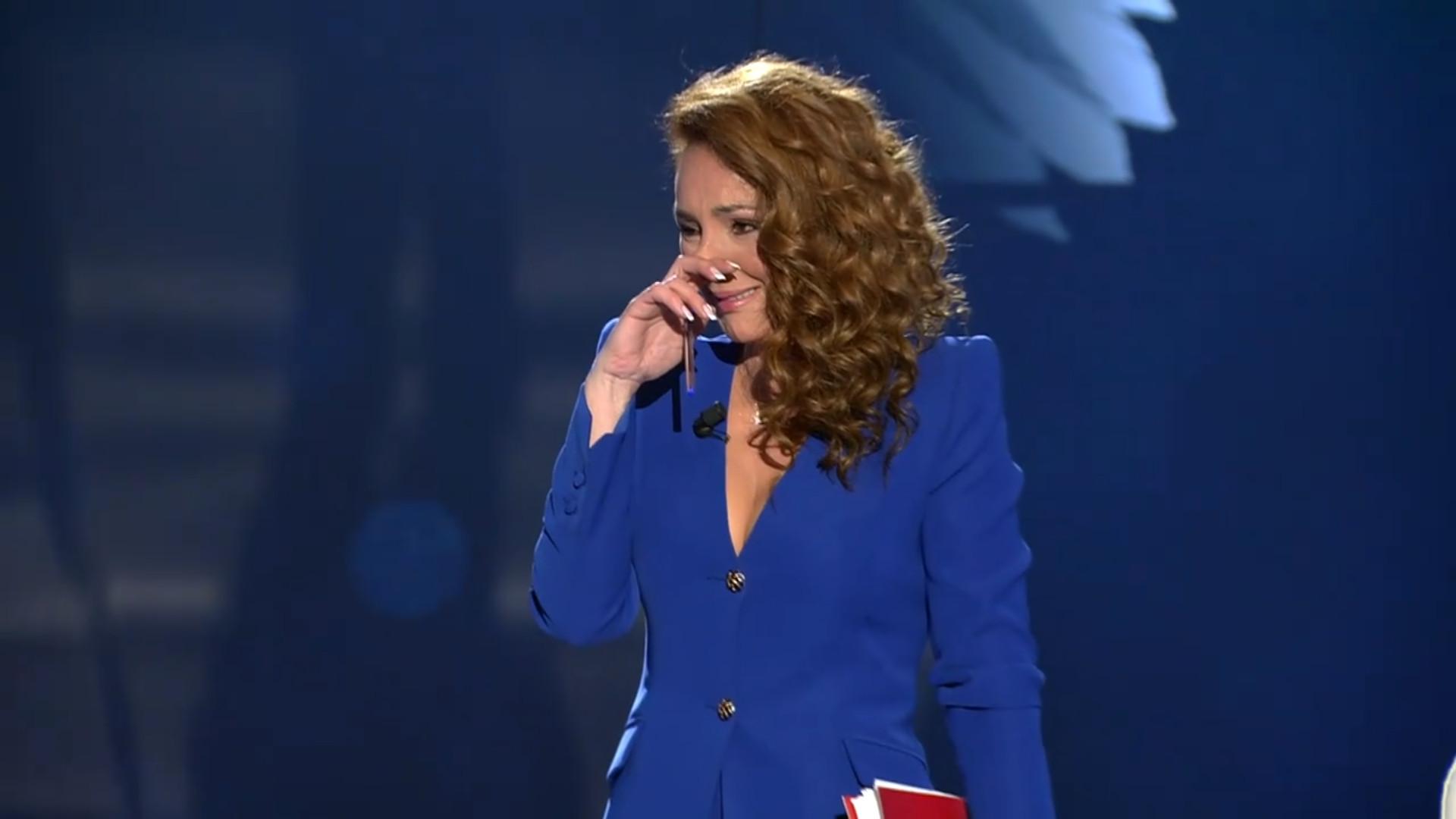 Rocío Carrasco entrevista en directo