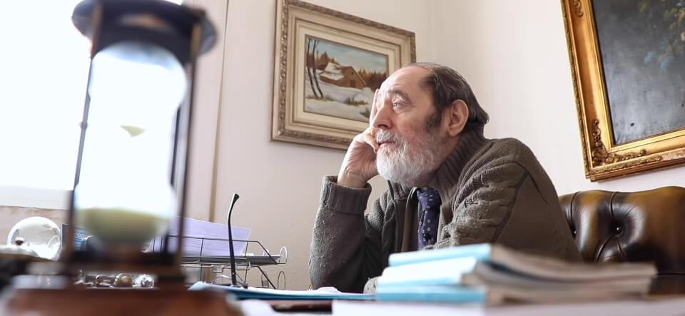 El abogado Emilio Rodríguez Menéndez