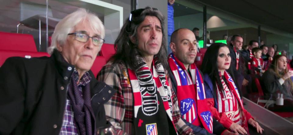 famosos que son del Atlético de Madrid