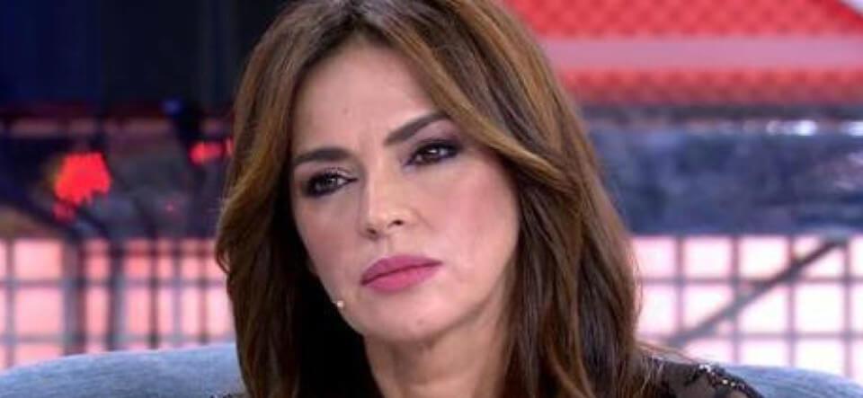 Olga Moreno retratada