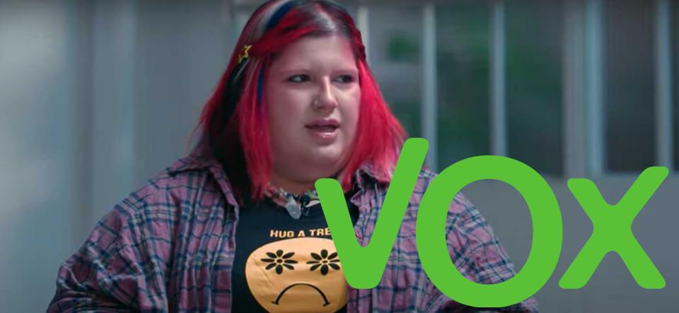 VOX toma medidas legales contra Soy una pringada
